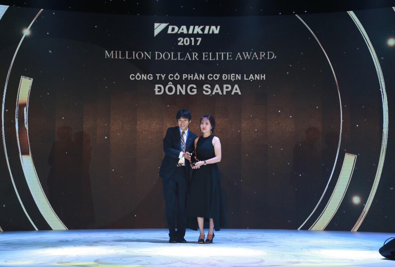 Giải thưởng Daikin