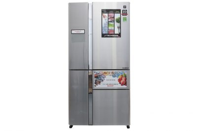 Tủ lạnh SJ-F5X76VM-SL