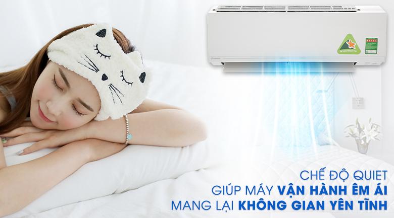 máy lạnh siêu êm