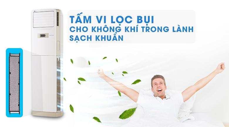 Máy lạnh Tủ đứng LG Inverter 3 HP APNQ30GR5A3